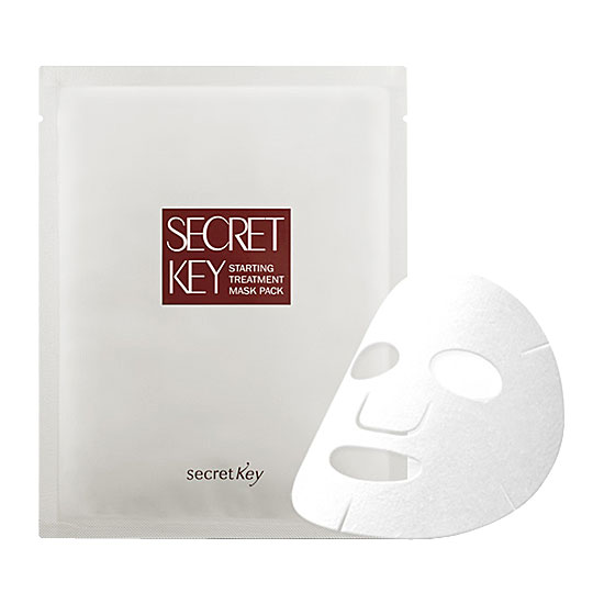 Starting Treatment Mask Pack