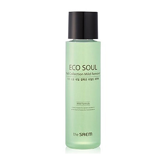 Eco Soul Nail Collection Mild Remover