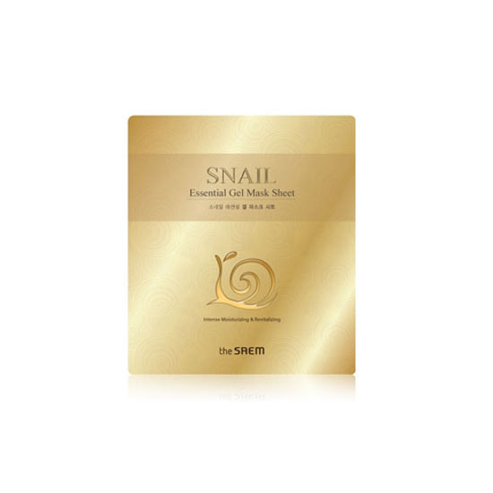 Snail Essential Gel Mask Sheet