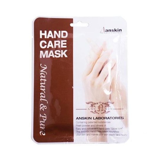 Natural Pure Hand Care Mask
