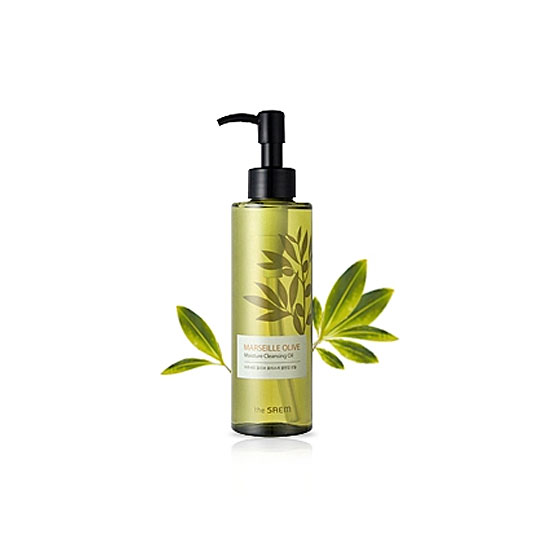 Marseille Olive Moisture Cleansing Oil