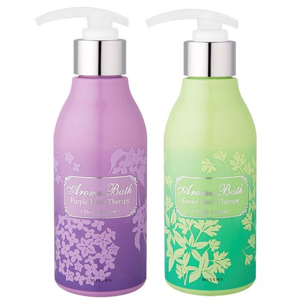 Aroma Bath Therapy Body Lotion