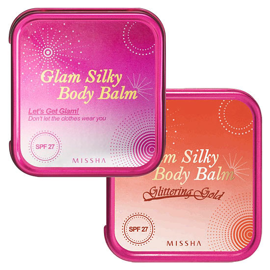 Glam Silky Body Balm