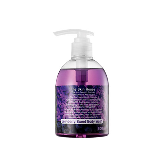 Berry Berry Sweet Body Wash