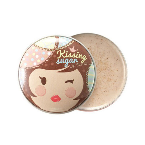 Kissing Sugar Lip Scrub