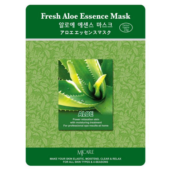 Fresh Aloe Essence Mask