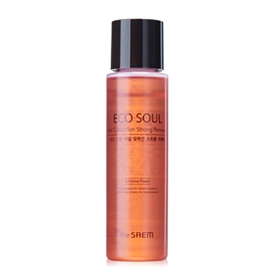Eco Soul Nail Collection Strong Remover