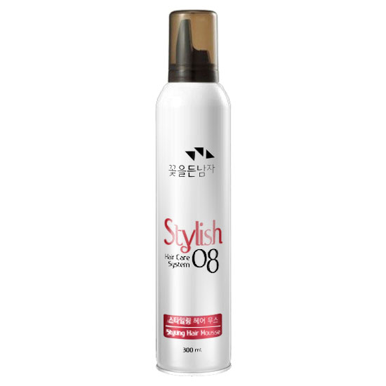 Hair Care Mousse For Hair Styling