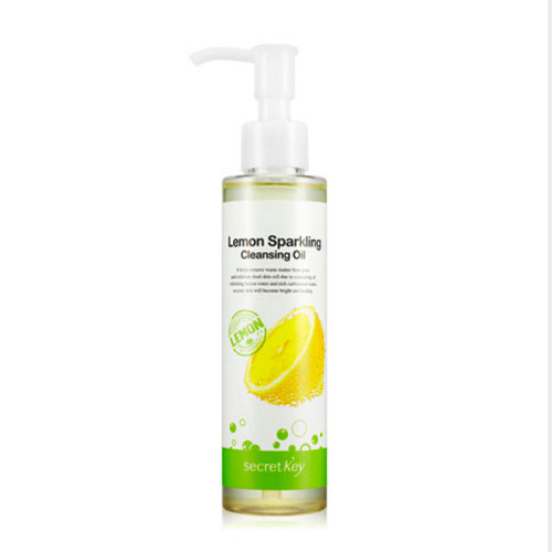 Lemon Sparkling Cleansing Oil
