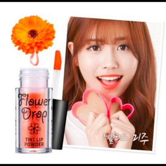 Lip Flower Drop Tint Lip Powder