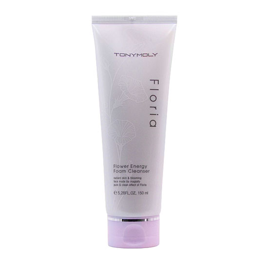 Floria Flower Energy Foam Cleanser