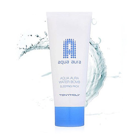 Aqua Aura Water Bomb Sleeping Pack