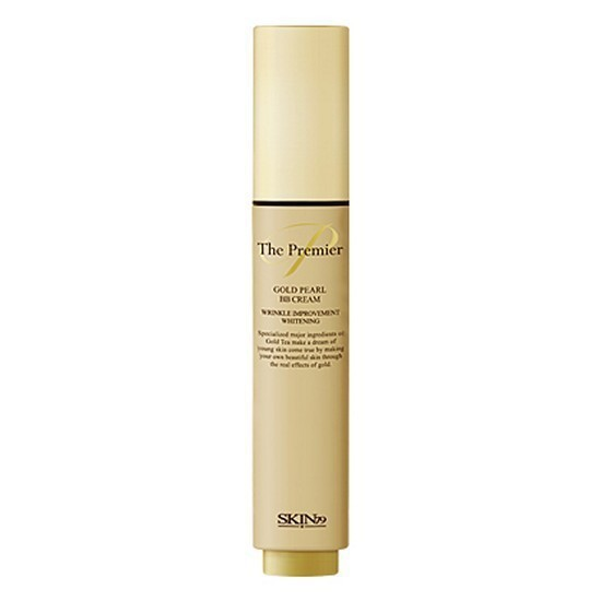 The Premier Gold Pearl BB Cream