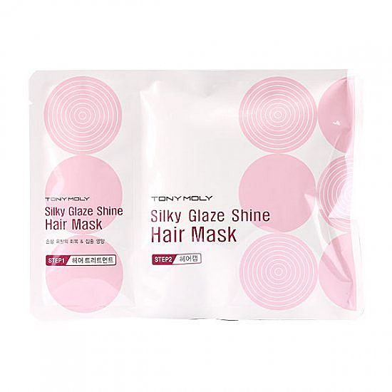 Silky Glaze Shine Hair Mask