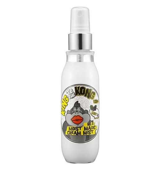 King to the Kong No.1 Moist Magic Cream Mist