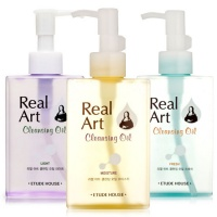 Real Art Cleansing Oil