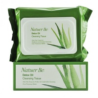 Natuer Be Detox Oil Cleansing Tissue