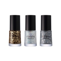 Eco Soul Nail Collection Glitter