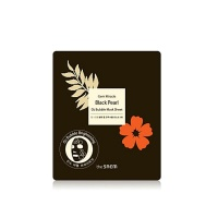 Gem Miracle Black Pearl O2 Bubble Mask Sheet
