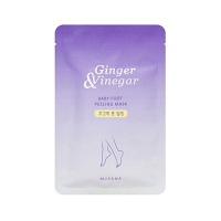 Ginger&Vinegar Baby Foot Peeling Mask