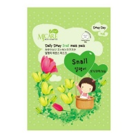 Care Daily Dewy Snail Mask Pack