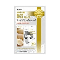 Junico Crystal All-In-One Facial Mask Argan