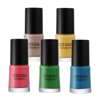 Eco Soul Nail Collection Jelly
