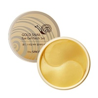 Gold Snail Eye Gel Patch Set
