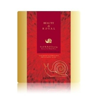 Beaute De Royal Snail & Red Ginseng Mask Sheet