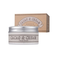 Cacao & Cream Facial Scrub