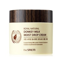 Royal Natural Donkey Milk Moist Drop Cream