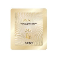 Snail Essential 24k Gold Gel Mask Sheet