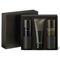 Homme Black Mineral Set