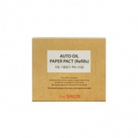 Auto Oil Paper Pact Refills