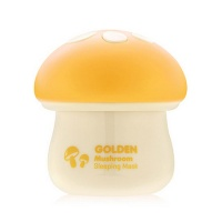 Magic Food Golden Mushroom Sleeping Mask