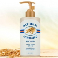 Oatmeal Enriched Body Lotion