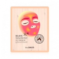 Believe Me Heating Mask Sheet