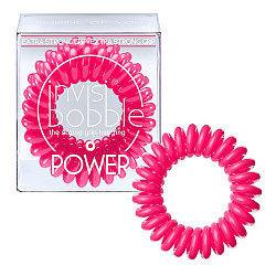 Invisibobble Резинка-браслет для волос invisibobble POWER Pinking of you розовый